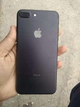 iphone 7 plus 128gb in good condition all parts orignal