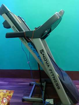 Treadmill (NOVA FITNESS )