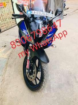 Yamaha R15 good condition