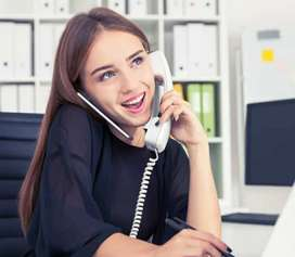 Fluent English speaking woman  for calling (For Rising Organisation)