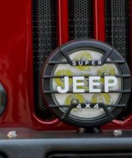 Jeep Thar 4*4 ( led light ) 6inch pair