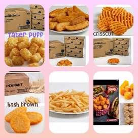 Aneka Kentang Goreng / French Fries