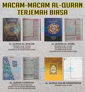 Mushaf Al Quran Terjemah tanpa transliterasi (Banyumas)