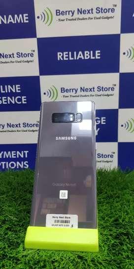 Galaxy Note 8 6/64GB Single Sim ( Like New Condition )
