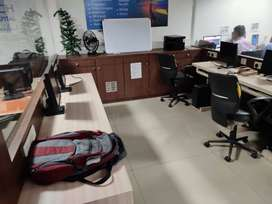 fully furnised office rent in ring road