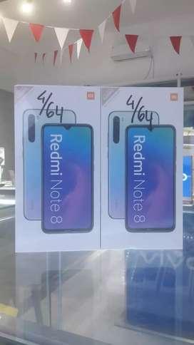Redmi Note 8 4/64 Murah !