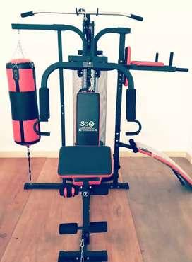 Home gym ready BARU 2023