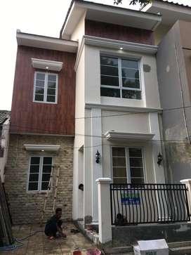 Rumah Full renov minimalis di Nusaloka BSD '