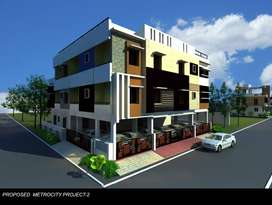 3 BHK FLAT FOR SALE AT Pozhichalur.