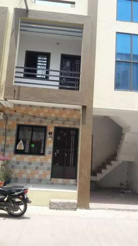 Newly constructed G+1  4BHK Row house for sell