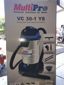Vacum cleaner multipro 30L