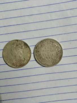 Rare and unique coins
