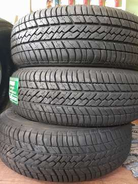 All auto,kutty yanai and car tyres are available