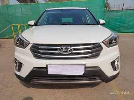 Hyundai Creta 1.6 SX Plus, 2016, Petrol