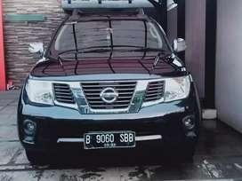 Nissan navara sport version 4x4 manual double cabin 2013