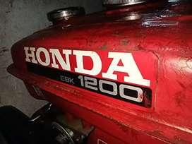Honda ebk 1200 ac to dc generator