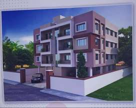 3BHK New  Flat For Sell at Kahilipara.
