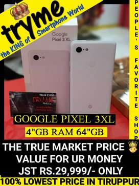 TRYME (3XL GOOGLE) PIXEL Full Kit Box Fresh Conditions