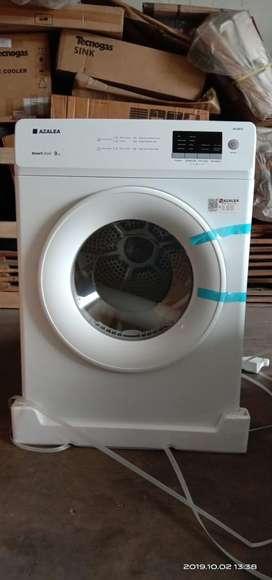 Mesin pengering pakaian azalea 9kg gas