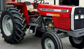 MODEL 2021 MASSEY FERGUSON'S MF 385 TRACTOR ASSN QISATO PAY HASIL KRN