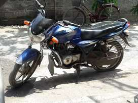 Bajaj discover now not working condition