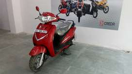 Good Condition Hero Duet LX with Warranty |  3437 Delhi