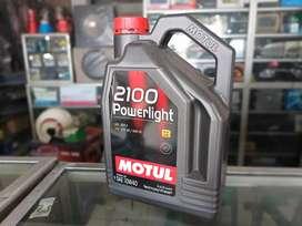 Oli Motul powerlight 2100 10w40 4L