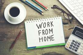 Work FROM YOUR PLACE HOME OFFICE