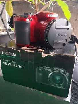 Kamera prosumer fujifilm s480p