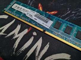 4gb RAM Hynix DDR3