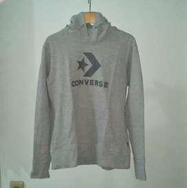 Preloved Converse Hoodie.