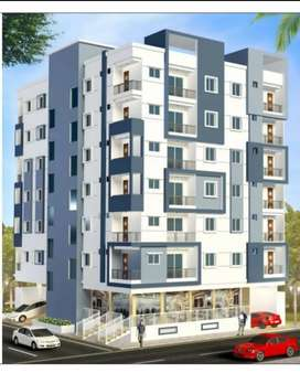 Affordable 2BHK Spacious Flats Available At Paramount Colony For Sale.