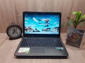 Laptop Dell Inspiron N4010 Core i3 murah meriah
