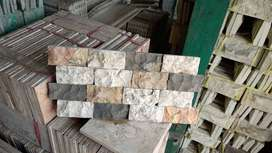batu alam wallklading