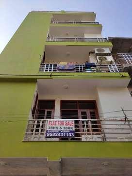 Very Spacious 3 BHK Independent Builder Flat in Ashok Vihar Gurgaon