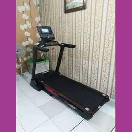 Treadmill elektrik total fitness TL 126 auto incline ZY163