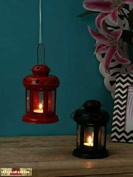 Lantern teelight hostel