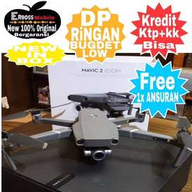DJI Mavic 2 Zoom Drone New Cash/Kredit DP2,7Jtaan Pasti Aj