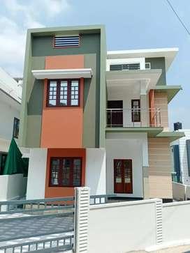 3 bhk 1500 sqft new build house at kakkanad kalamassery thevakkal