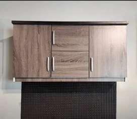 Rak gantung kitchen set 3 4 pintu