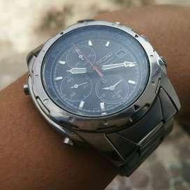 Seiko alarm chronograph