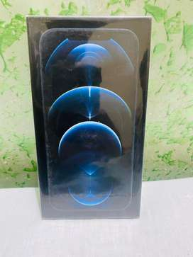 Iphone 12pro Max 256gb blue clor