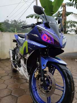 Yamaha YZF R15 Movistar Limited Edition