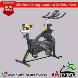 SPINNING BIKE - Grosir Alat Fitness - Master Gym Store !! MG#9476