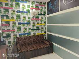 Furnished office for rent on ground floor sector 48