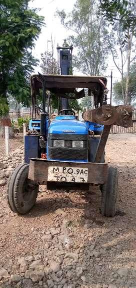 Trector payal machin