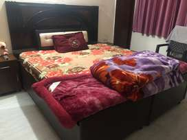 King size bed available for sale