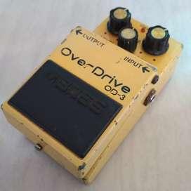 Efek Boss Overdrive OD-3