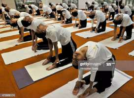 Online Yoga classes by expert experienced qualify femail yoga group