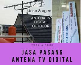 Kantor Jasa Pasang Baru Antena Tv Digital